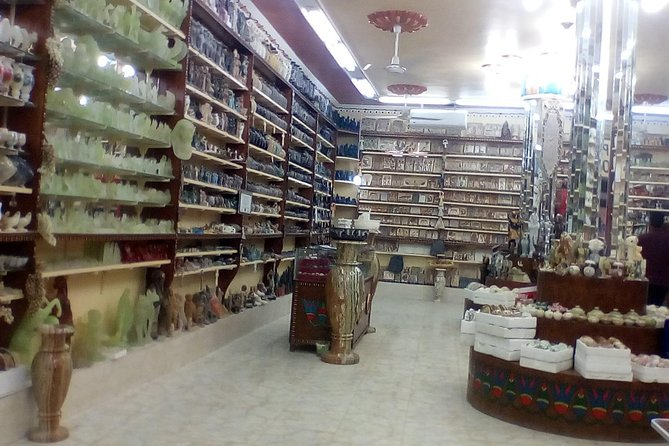 Go shopping tour in Luxor city