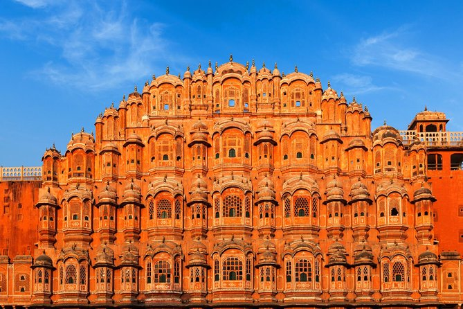Licences Guide Full Day Local Tour in Jaipur