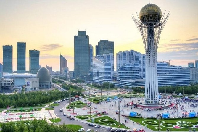 Nur-Sultan Private Day Tour, Inclusive of Hotel Pickup & Entry Fees