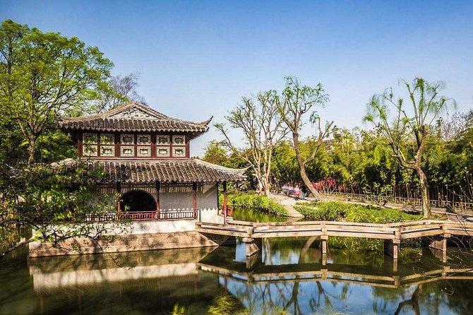 Private Full Day Suzhou Garden Tour From Shanghai