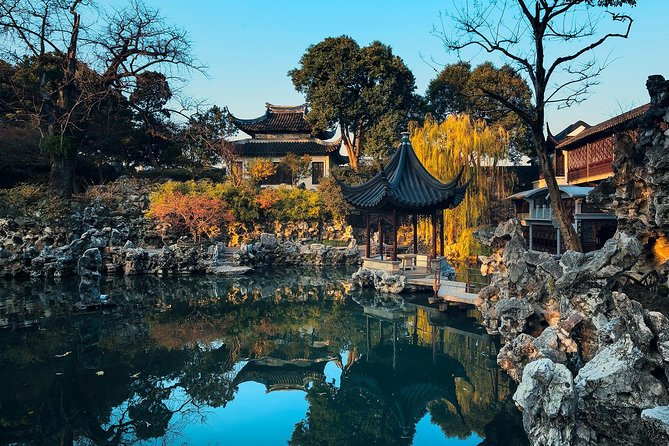 Private Suzhou Extraordinary Photography Day Tour with Zhouzhuang Water Town