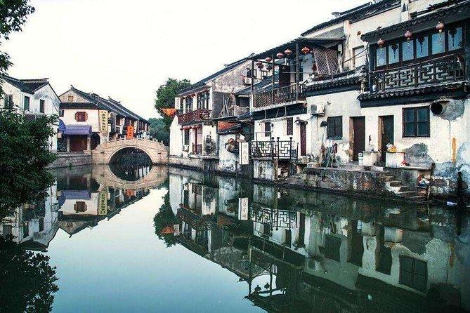 Suzhou Classic Garden and Water Town Day Tour