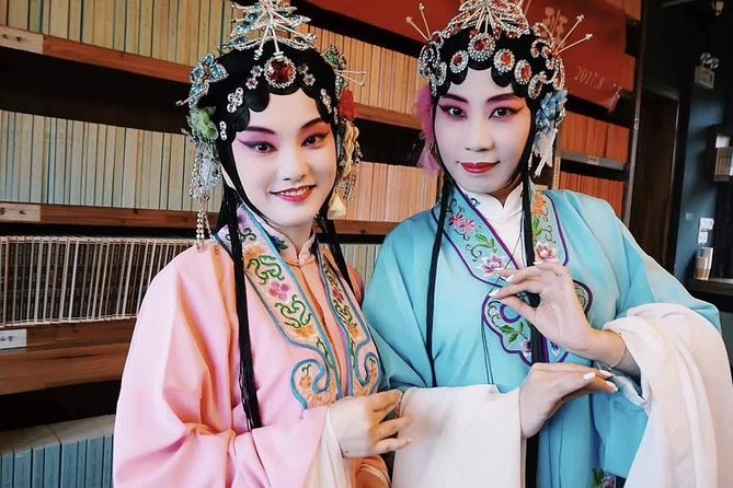 Full-Day Suzhou Essential Tour with Kunqu/Pingtan Show & Tea Tasting