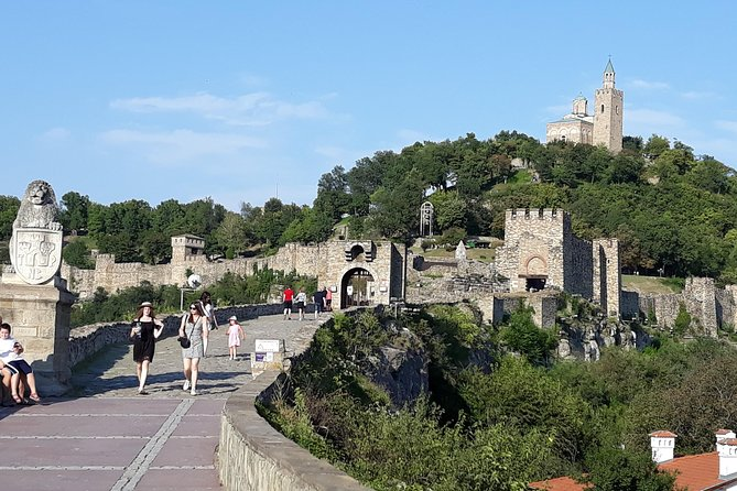 Veliko Tarnovo Private Day Tour from Bucharest