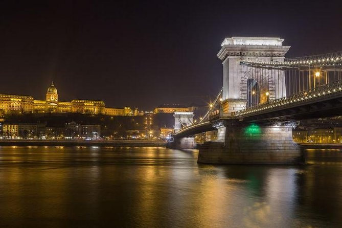 Budapest Evening by the Danube Bank with Homemade Palinka photo 1
