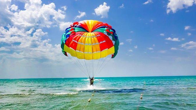 Amazing Parasailing Trip in Hurghada