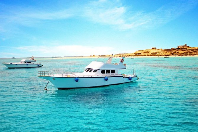 Mahmya: Giftun Island Snorkeling Cruise