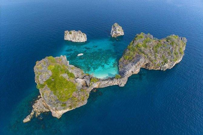 Rok Island Catamaran Snorkeling Tour from Phuket