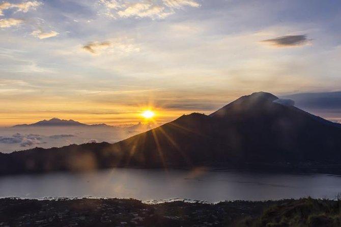 Morning Mount Batur Trekking & Relaxing Swim at Kintamani Hot Spring