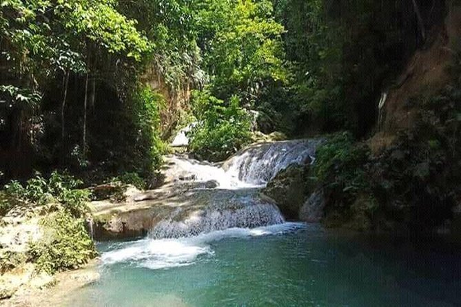 Blue Hole Excursion From Runaway Bay Hotels