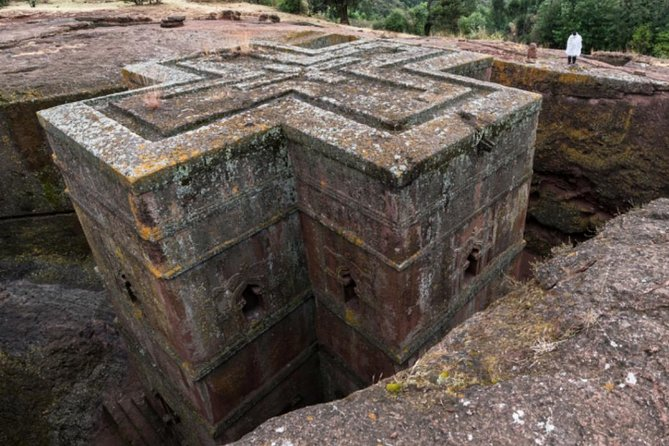 Day Trip to Age-Old Rock Hewn Churches of Lalibela