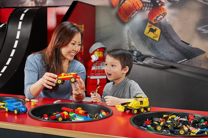 LEGOLAND® Discovery Center Dallas Admission Ticket