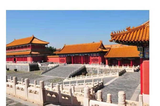 Layover Trip to Mutianyu Great Wall&Forbidden City with English Speaking Driver