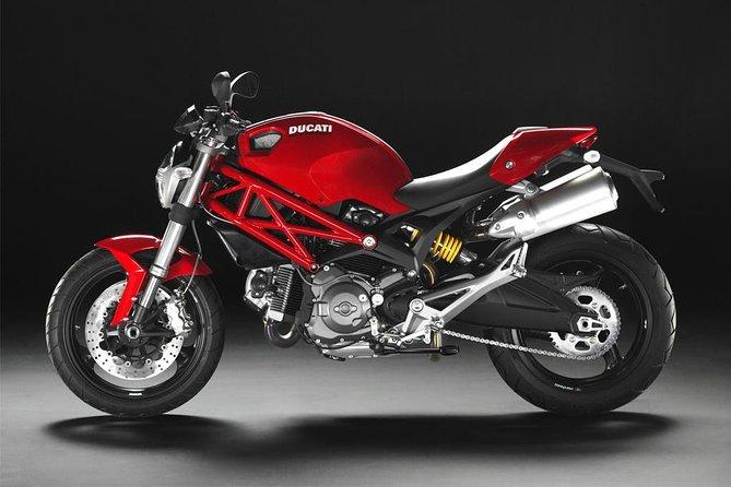 Ducati Monster rental in Barcelona per days