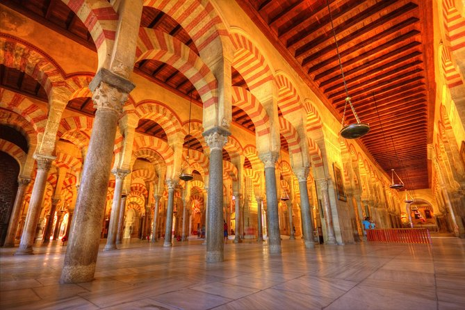Mosque of Cordoba, Jewish Quarter & Synagogue DayTrip from Seville