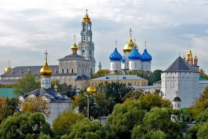 Trip to Sergiev Posad from Moscow