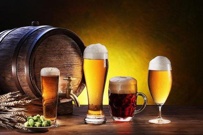 Half-Day Sips & Suds Beer & Wine Tour