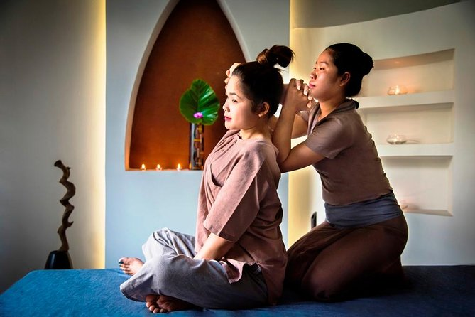 60 min Full Body Khmer Traditional Massage