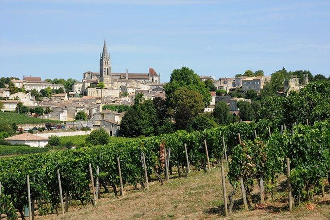 From Bordeaux: A sunday in Saint-Emilion