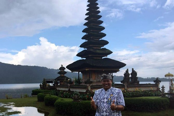 Private Tour of Tanah lot, Jatiluwih and Lake Beratan Temple