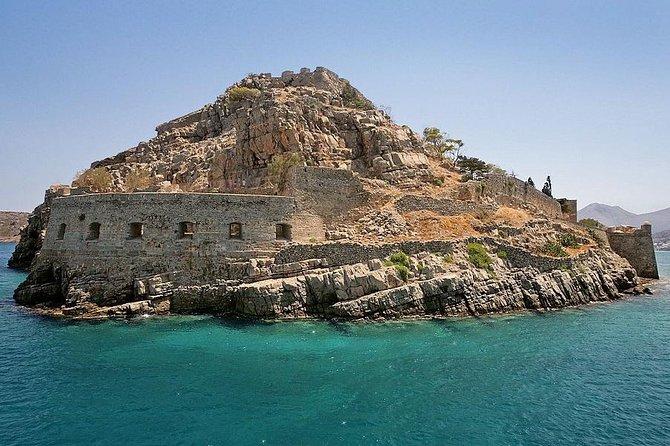 Agios Nikolaos and Spinalonga Island Tour from Rethymno