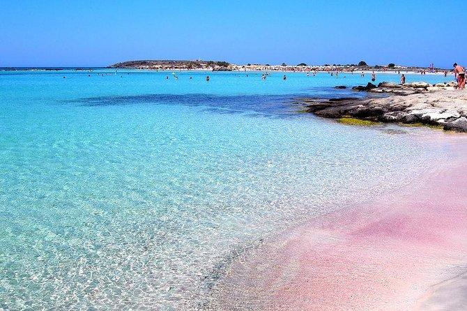 Gita di un giorno all'isola Elafonisi da Rethymno