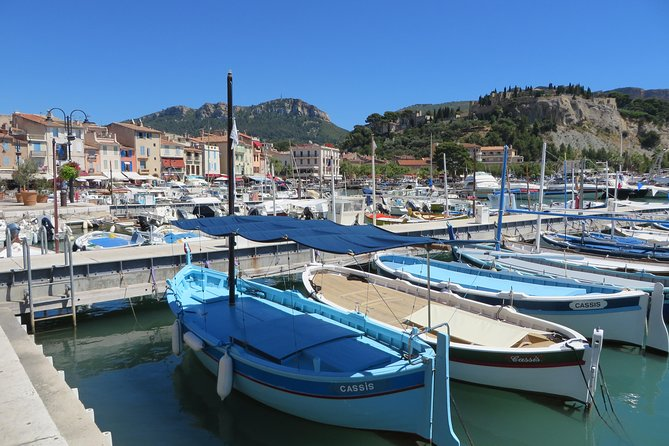 Cassis Small Group Half Day Morning Tour from Marseille
