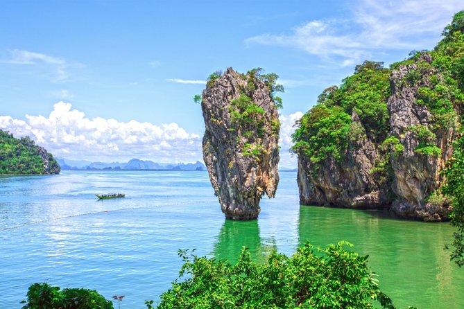 Phang Nga Sunrise from Phuket