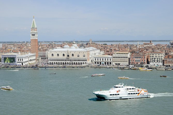 Day trip to Venice by ship with free bus transfer to port photo 1