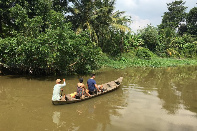 Private Authentic Mekong River Full Day Trip - Non Touristic Mekong delta