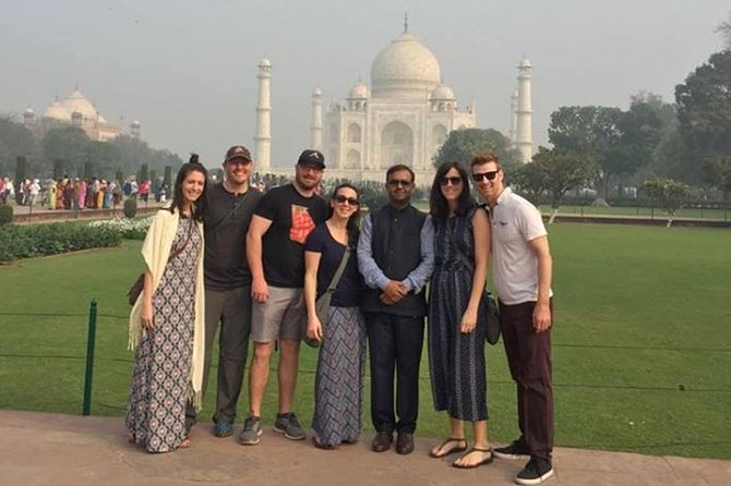 Taj Mahal Sunrise and Sunset Tour