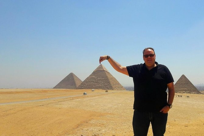 Day tour to Pyramids , Saqqara Pyramid & Dahshur pyramids