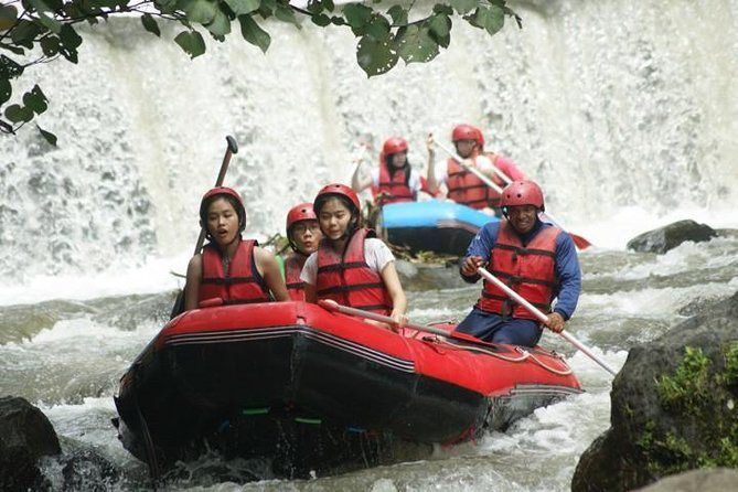 White Water Rafting, Spa Treatment and Sea Side Beach Dinner from Bali photo 3