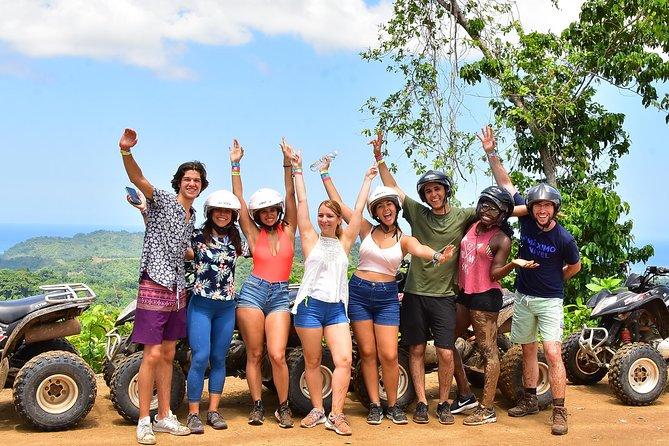 One Day Adventure Tour from Manuel Antonio & Quepos