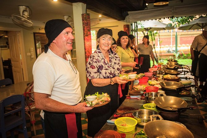 Siem Reap - Halfday Cooking Class (Private)