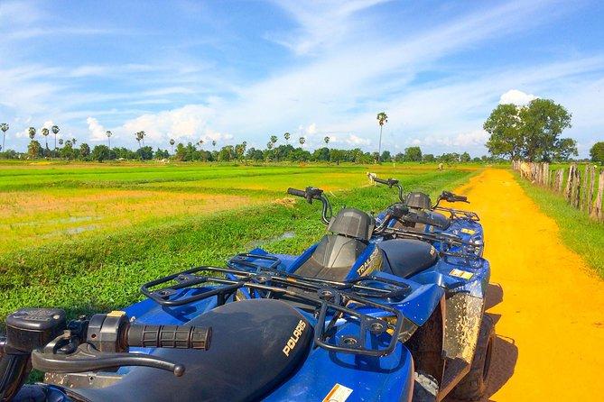 Siem Reap - Halfday Easy Ride - 21KM by Quad Bike