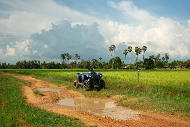 Sirm Reap - Halfday Discovery 45 KM by Quad
