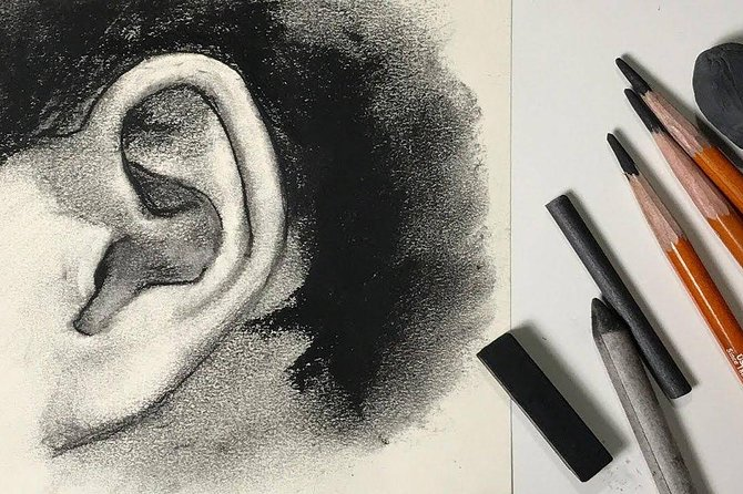 Charcoal (Carboncino) Workshop