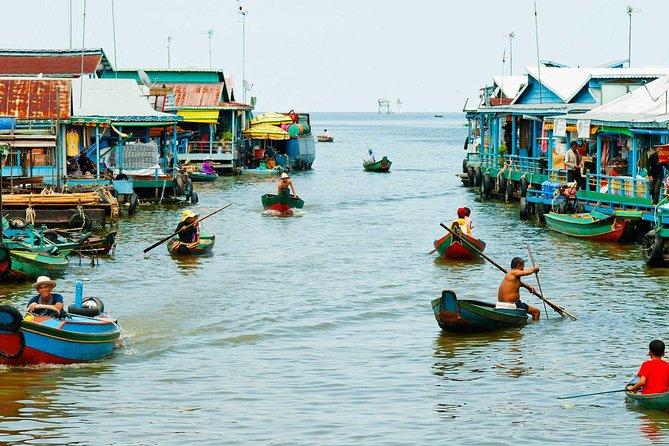 Siem Reap - Half Day Kompong Khleang