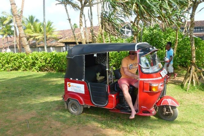 Village Tour In Bentota by Tuk-Tuk from Bentota