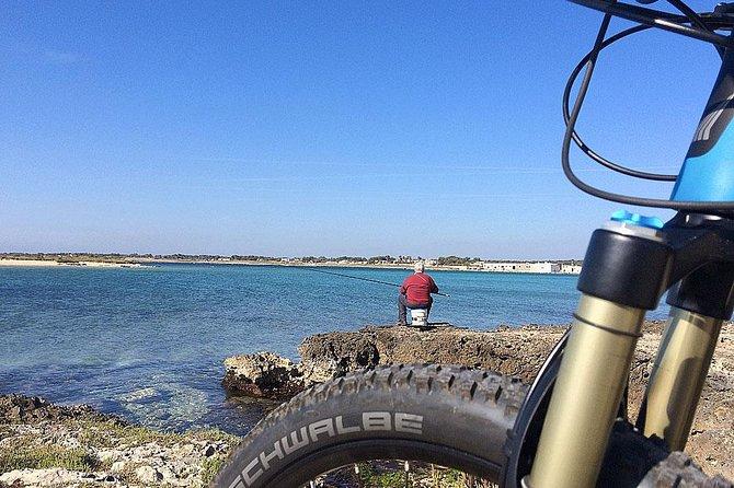 5 days Salento bike tour self guided