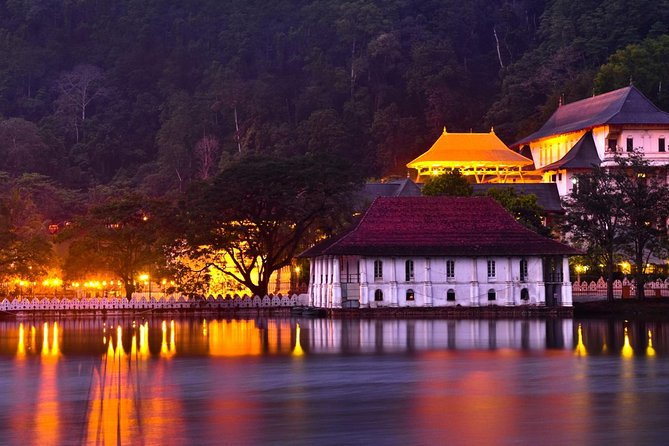 The Last Kingdom of Sri Lanka-Kandy Private Day Tour with Orphanage from Colombo