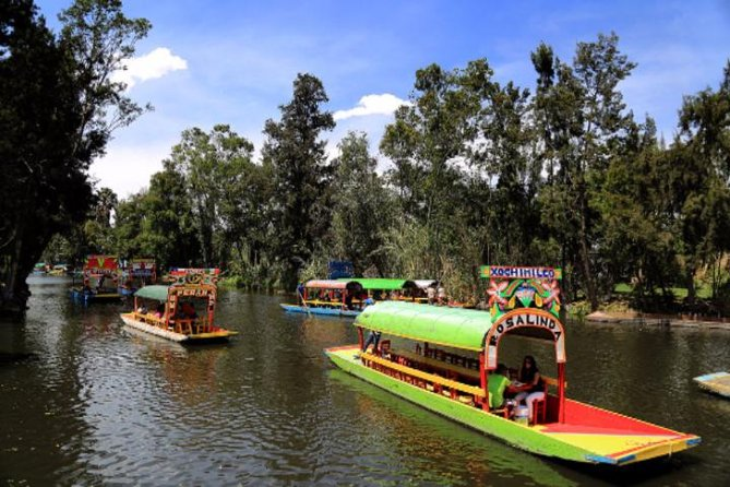 XOCHIMILCO & COYOACAN (Private)
