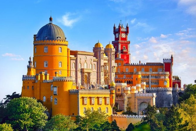 SINTRA & CASCAIS - SMALL GROUP - from Lisbon