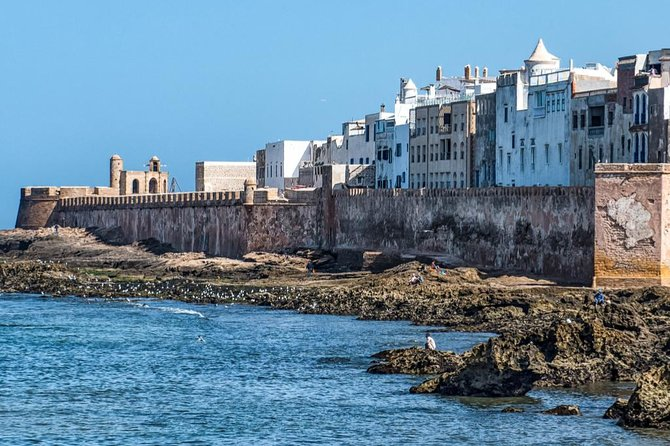 Day Excursion to Essaouira City from Marrakech: Shared group