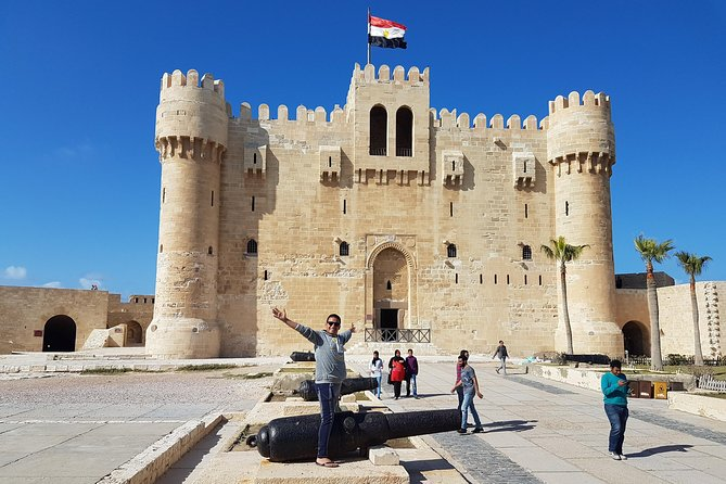 Discover the city of Romans(Alexandria)