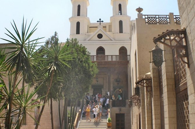 Walking tour Hanging church and old Cairo