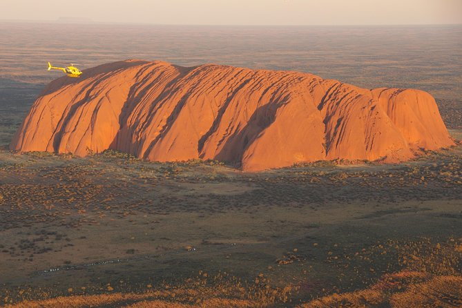 Uluru & Resort Postcard Flight