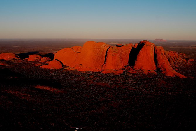 Uluru & Resort Postcard Flight