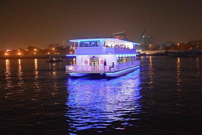 Dubai Water canal Catamaran & Glass Boat Cruise